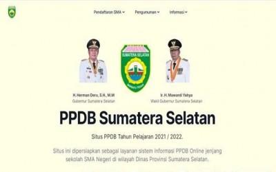 Psikotes Siswa Baru SMAN 14 Palembang Tahun Ajaran 2021/2022