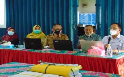 Kegiatan Monitoring Evaluasi Kepala Sekolah